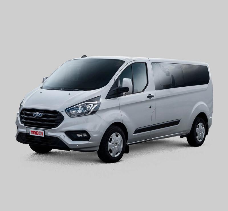 Minibus Opel Vivaro 9 posti